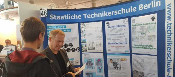 Jobmesse am Salzufer 10/2018